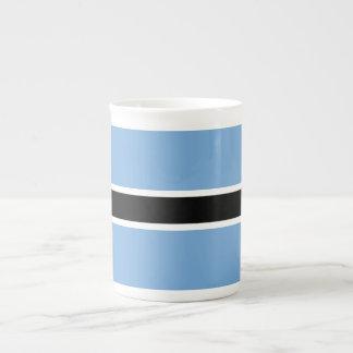 Botswana Flag Tea Cup