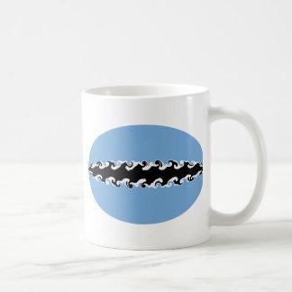 Botswana Gnarly Flag Mug