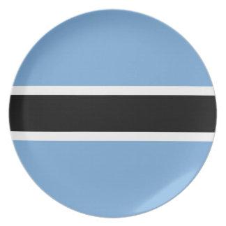 Botswana Plate