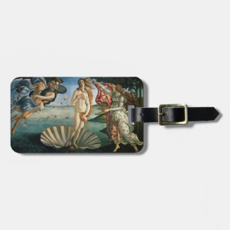 Botticelli Birth of Venus Luggage Tag