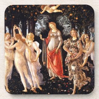 BOTTICELLI -Primavera 1482 Coaster