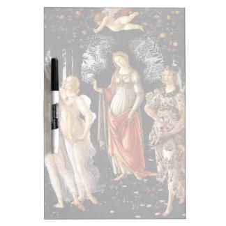 BOTTICELLI -Primavera 1482 Dry Erase Board