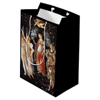 BOTTICELLI -Primavera 1482 Medium Gift Bag