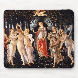 BOTTICELLI -Primavera 1482 Mouse Pad