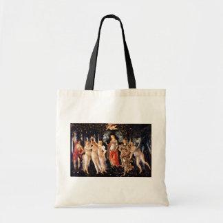 BOTTICELLI -Primavera 1482 Tote Bag