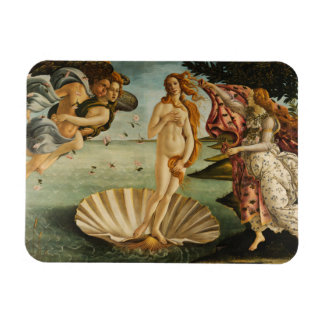 Botticelli The Birth of Venus Magnet