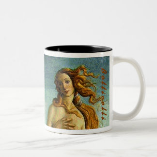 'Botticelli' Two-Tone Coffee Mug