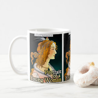 Botticelli's,Portrait of a Woman Mug