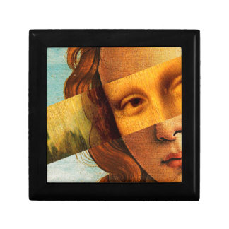 Botticelli's Venus and Mona Lisa Gift Box