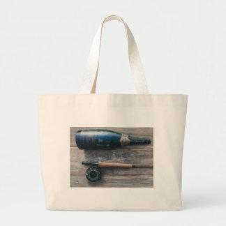 Bottle and Rod I 2012 Jumbo Tote Bag