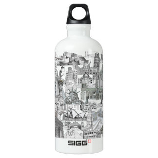 Bottle Arch Mural Search 600 ml