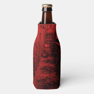 Bottle - Brick & Ivy Scene - Any Color Bottle Cooler