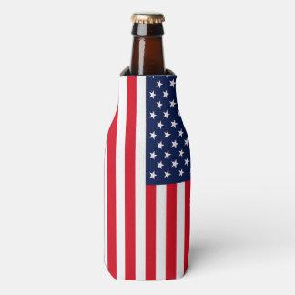 Bottle Coolers/American Flag Bottle Cooler