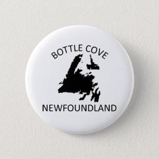 Bottle Cove Newfoundland 6 Cm Round Badge