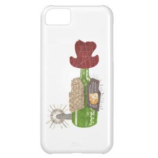 Bottle Cowboy I-Phone 5C Case