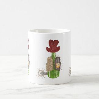 Bottle Cowboy Mug