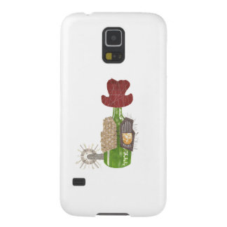Bottle Cowboy Samsung Galaxy S5 Case