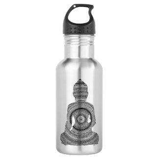 Bottle GraphiZen Buddha 532 Ml Water Bottle