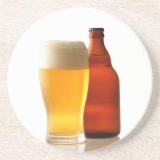Bottle of Beer Coaster