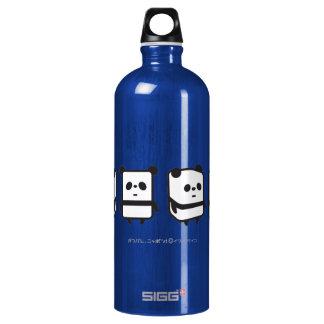 Bottle - Spinning Box Panda - MoreColorsAvailable
