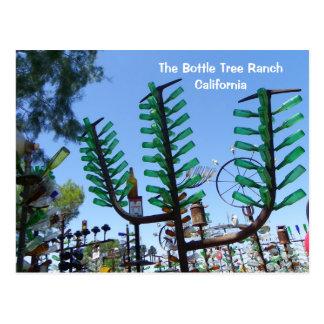 Bottle Tree Ranch Postcard! Postcard