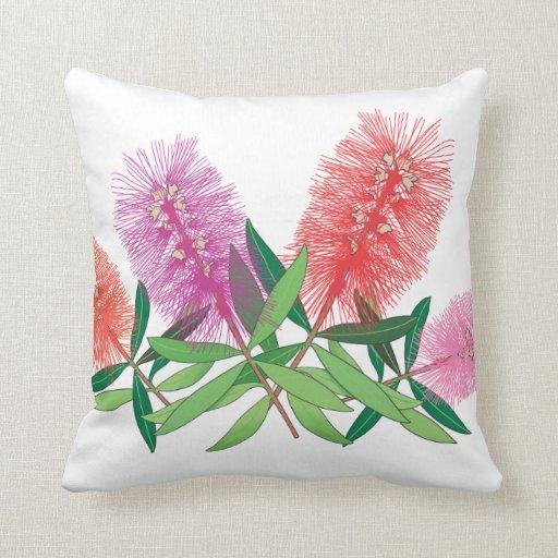 Bottlebrush Cushion Pillow