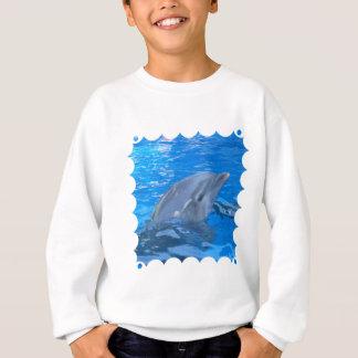 Bottlenose Dolphin Kid's Sweatshirt