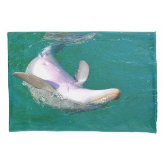 Bottlenose Dolphin Upside Down Pillowcase