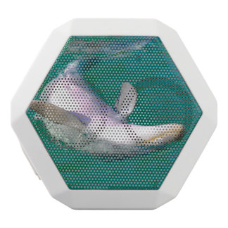 Bottlenose Dolphin Upside Down White Bluetooth Speaker