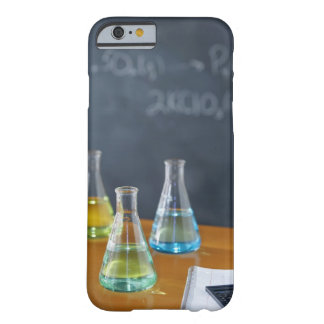 Bottles arranged for science experiment barely there iPhone 6 case