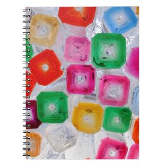 bottles notebook