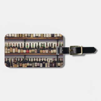 Bottles of Wine Luggage Tag