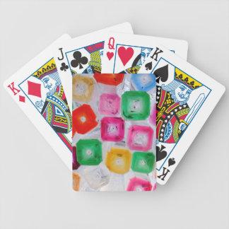 bottles poker deck