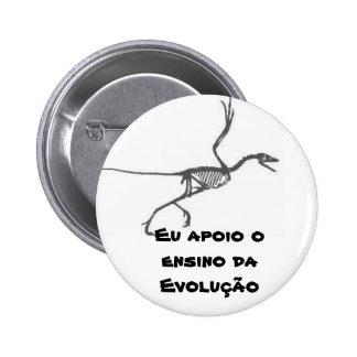 Bottom Abductor Evolution 6 Cm Round Badge