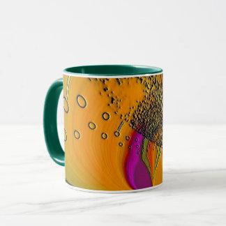 """Bottom of the Sea"" Designer Coffee Mug"
