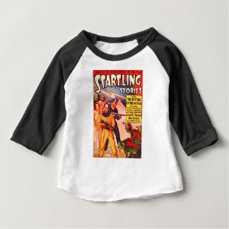 Bottom of the World Baby T-Shirt