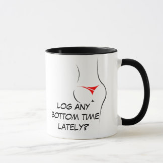 Bottom Time Mug