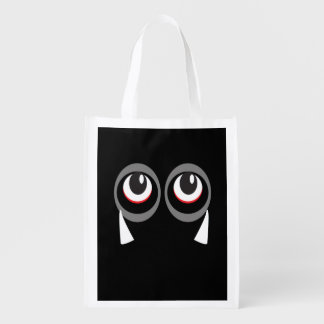 BOTTOM-TOOTHED MONSTER FACE COSTUME