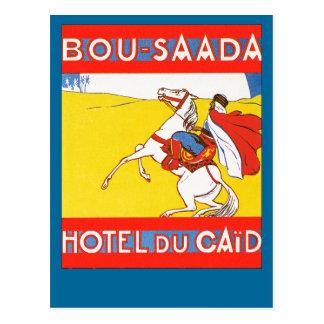 Bou-Saada Hotel Du Caid Post Cards