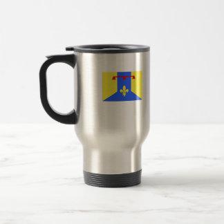 Bouches-Du-Rhone, France flag Mugs