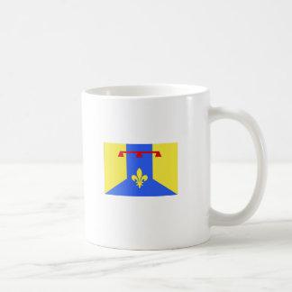 Bouches-Du-Rhone, France flag Mug