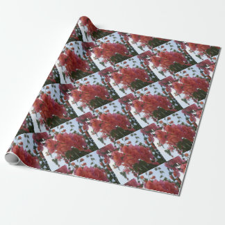 Bougainvillea At Daybreak Wrapping Paper