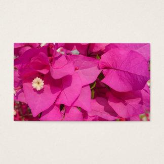Bougainvillea Flower Business Cards
