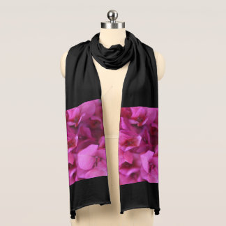 Bougainvillea full scarf