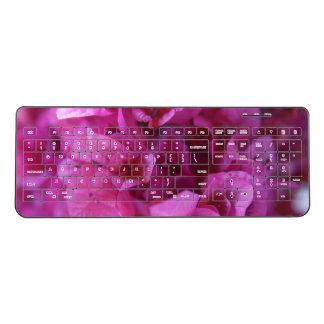 Bougainvillea full wireless keyboard