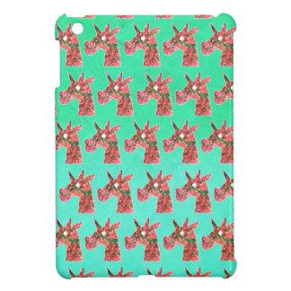 Bougainvillea Unicorn Cover For The iPad Mini