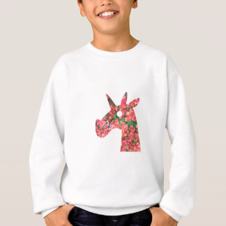 Bougainvillea Unicorn Sweatshirt