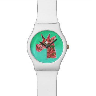 Bougainvillea Unicorn Watch