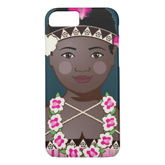 Bougainvillean Matryoshka Case