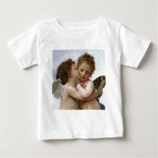 """Bouguereau, """"First kiss"""" Baby T-Shirt"""